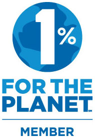 Onepercent for the Planet Logo